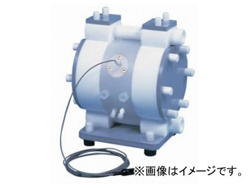 ヤマダコーポレーション/yamada ダイアフラムポンプ DP-FEシリーズ(エレクトロセンサー切替) DP-20FE-PT 製品番号:853613