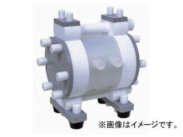 ヤマダコーポレーション/yamada ノンメタルダイアフラムポンプ DP-F/Nシリーズ DP-10F/N-FL 製品番号:853500