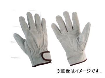ミタニ/MITANI 牛床革手袋レンジャー 10双入 サイズ:M~LL 入数:12組