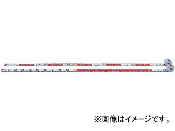 ヤマヨ/YAMAYO リボンロッド両サイド60E-2 現場記録写真用巻尺 R6B20 長さ:20m JAN:4957111596051