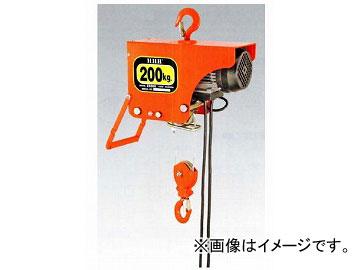 H.H.H./スリーエッチ 電気ホイスト ZS200