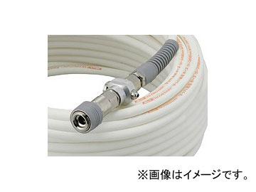 フジマック/FUJIMAC スムージーホース 高圧用 ダスターソケット ホワイト 30m WHSPB-530 JAN:4984546603191