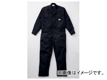 山田辰/YAMADA TATSU ディッキーズ/Dickies 年間物ツヅキ服 701 ネイビーブルー サイズ:4L/5L