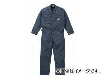 山田辰/YAMADA TATSU ディッキーズ/Dickies 年間物ストライプツヅキ服 703 ネイビーブルー サイズ:S~LL