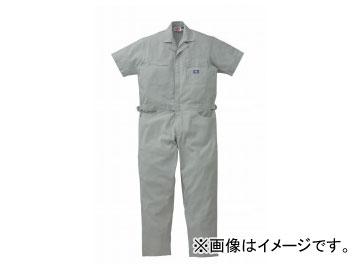 山田辰/YAMADA TATSU ディッキーズ/Dickies 半袖ツヅキ服 712 シルバーグレー サイズ:S~LL