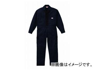 山田辰/YAMADA TATSU ディッキーズ/Dickies 年間物ツヅキ服(男性用) 901 ネイビーブルー サイズ:4L/5L