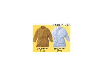 山田辰/YAMADA TATSU スリードラゴン ツヅキ服 20000 ホワイト サイズ:4L/5L
