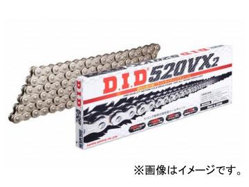 2輪 D.I.D VXシリーズ シールチェーン スチール 108L スズキ RF600R 600cc 1993年~