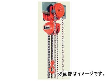 象印チェンブロック K-II型 ギヤードトロリ結合式チェーンブロック KG-1.6 品番:KG-01625