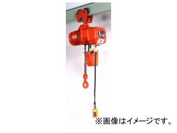 象印チェンブロック DAP型(上下:定速式・横行:手押式) プレントロリ結合式電気チェーンブロック DAP-1.5 品番:DAP-01560
