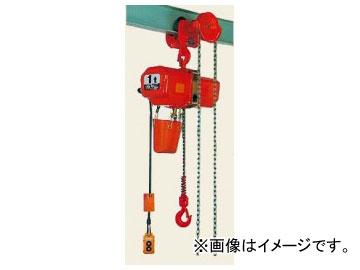 象印チェンブロック LG型 ギヤードトロリ結合式電気チェーンブロック LG-2 品番:LG-02030