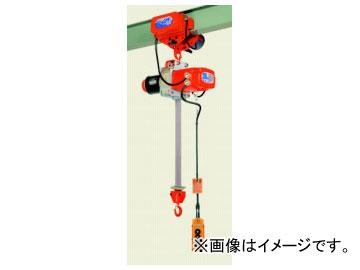 象印チェンブロック BEM型 単相 電気トロリ結合式ファイバーホイスト(無段速型) 100~110V用 BESVM-60 品番:BESVM-K0650