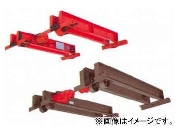 象印チェンブロック 電動サドル(鍛造鉄車輪) スロースタータ式 低速型 SESY-311L 品番:SESYL-030A1