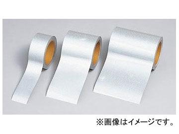 ユニット/UNIT 高輝度反射テープ(白) 150mm幅×10m 品番:374-79