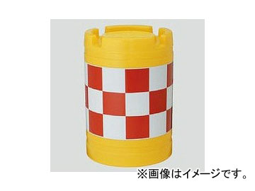 ユニット/UNIT 丸型クッションドラム(黄) 1型 品番:385-23