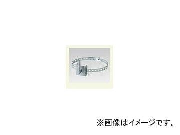 ユニット/UNIT カーブミラー取付用金具 電柱取付金具 品番:384-93