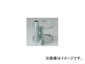 ユニット/UNIT カーブミラー取付用金具 電柱取付金具 品番:384-94