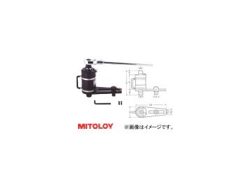 ミトロイ/MITOLOY ギヤレンチ 14倍型 MG16-500N