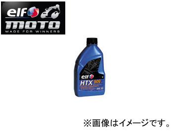 2輪 エルフ/elf エンジンオイル HTX 909 50 入数:1L×18本