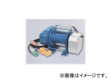 富士製作所/Fuji Seisakusyo 簡易小型電動ウインチ まくべぇ 単相100V 標準型(一速) MC-80型