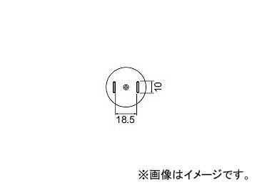 ハッコー/HAKKO ホットエアー 交換ノズル FR-801/802/803B用 TSOL用 A1187B 18.5×10mm