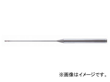 日立ツール/HITACHI エポックマイクロステップボーラーS THコーティング 0.05×40mm EMSBS0005-1-TH