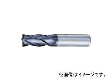 日立ツール/HITACHI 超硬・Cコートエンドミル レギュラー刃長 10×70mm HES4100-C