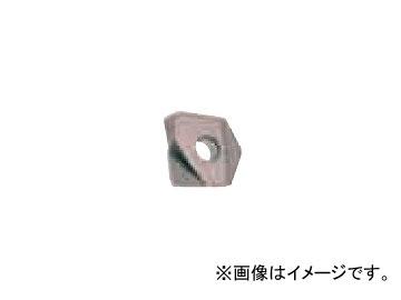 日立ツール/HITACHI フライス切削用インサート ZCFW100-R0.3 コーティング:Cコート(PCA12M) 1ケース(10個入)