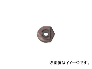 日立ツール/HITACHI フライス切削用インサート ZPFG120-GF コーティング:HDコート(HD7010) 1ケース(10個入)
