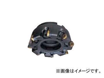 日立ツール/HITACHI アルファ高送り正面フライス ASF形 内径ミリサイズ Fig-1 80×63mm ASF5080RM