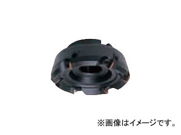 日立ツール/HITACHI アルファ45フェースミル A45E形 Fig-1 160×63mm A45E-4160R