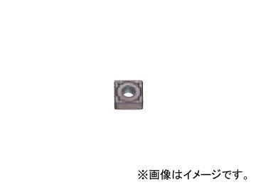 日立ツール/HITACHI 90°正方形インサート 穴径5.16mm SNMG120408-PV コーティング:超硬(IP100S) 1ケース(10個入)