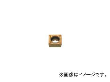 日立ツール/HITACHI 90°正方形インサート 穴径4.4mm SCMT09T304-JE 1ケース(10個入)