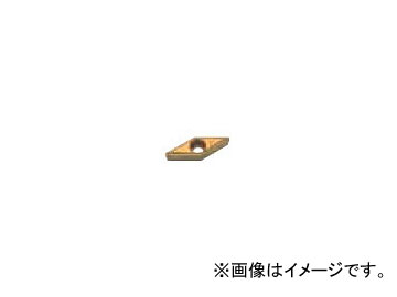 日立ツール/HITACHI 35°ひし形インサート 穴径4.4mm VBMT160408-JE 1ケース(10個入)
