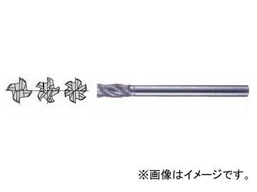 日立ツール/HITACHI ラフィングエンドミル ロングシャンク 50×75×320mm HQLS50