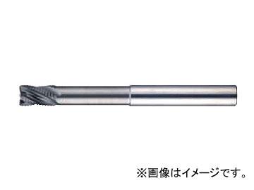日立ツール/HITACHI エポックSUSウェーブ 首下5Dcラフィングタイプ4枚刃Bタイプ 16×135mm EPSW4160-80-PN