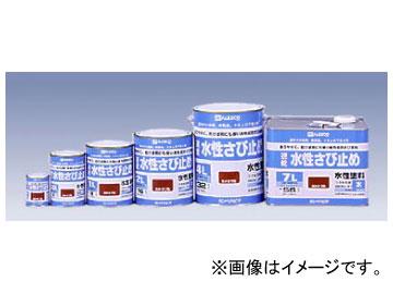 カンペハピオ/KanpeHapio 水性さび止め 水性つや消し あかさび色 0.5L JAN:4972910270094 入数:12缶