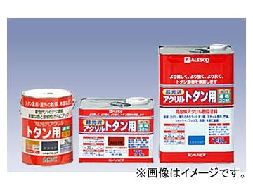 カンペハピオ/KanpeHapio トタン専用塗料 超光沢アクリルトタン用 シルバー・クリーム色他 14L 266