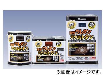 カンペハピオ/KanpeHapio 油性ウレタン アクリルトタン用塗料 グレー・ブルー他 3L 入数:4缶