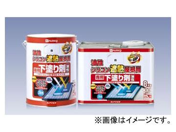 カンペハピオ/KanpeHapio 油性シリコン遮熱 屋根用 専用下塗り剤 白 3.4L JAN:4972910329471 入数:4缶