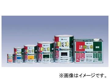 カンペハピオ/KanpeHapio 1回塗りハウスペイント 鉄にも木にも速乾 白/くろ他 2L 入数:6缶