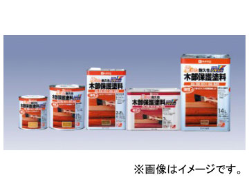 カンペハピオ/KanpeHapio 木部保護塗料 油性 7L