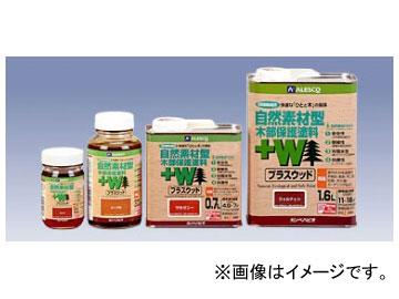 カンペハピオ/KanpeHapio 自然素材型木部保護塗料 +W/プラスウッド 0.7L 入数:12缶