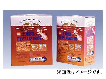 カンペハピオ/KanpeHapio 土壌用白アリ防除剤 ターマイトキラースペシャル 粒剤 5kg 入数:4缶