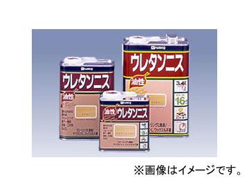 カンペハピオ/KanpeHapio 油性 ウレタンニス 1.6L 入数:10缶