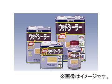 カンペハピオ/KanpeHapio 油性 ウッドシーラー とうめい 300ml 入数:12個