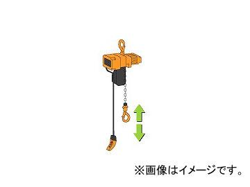 キトー/KITO エクセルER2 懸垂形[単体] 4m 1速(低速)490kg ER2-004L