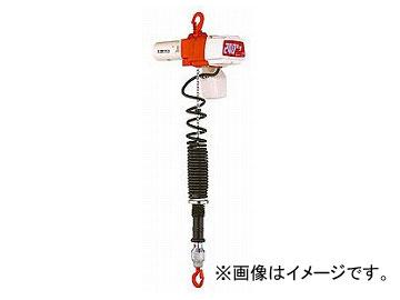 無段速シリンダ形 1.8m セレクト EDC24SV-240K-1.8M 単相AC100V 240kg キトー/KITO チェーンブロック