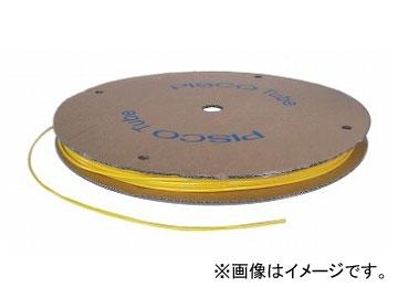 新潟精機 ポリウレタンチューブ 2.5×4 黄 UB0425-100-Y JAN:4975846870000