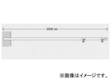 ユニット/UNIT 埋込用ポール(ボルト止め用) 品番:395-02